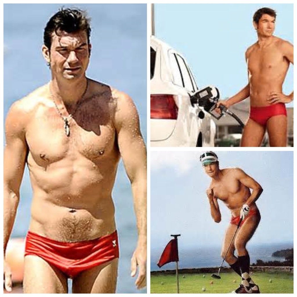 jerry o connell makes healthy changes to wear speedos for tv role