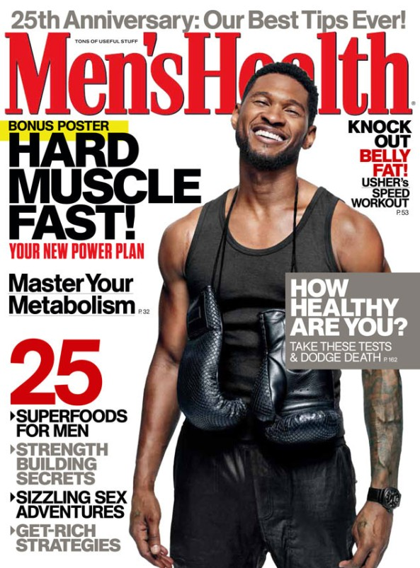 usher men's health